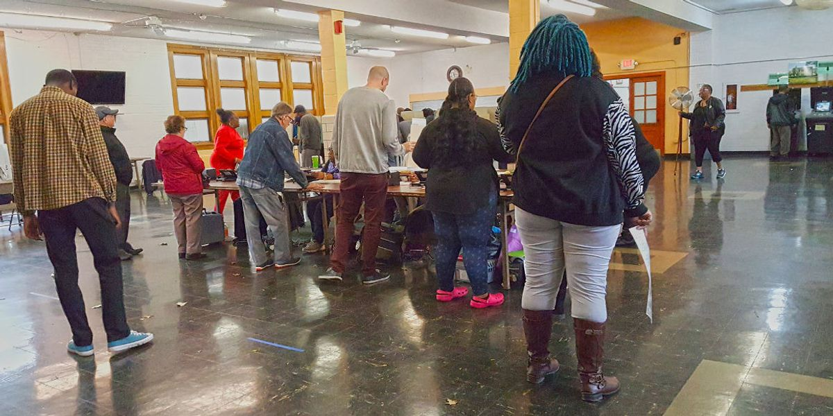 Peter Dykstra: Midterms go eco-AWOL