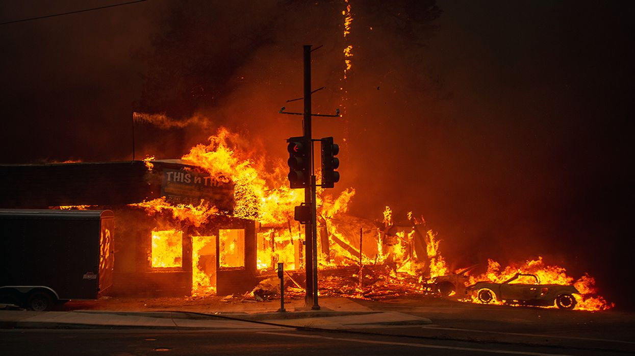 'We Were Engulfed in Flames': Rapid Wildfire Devastates Entire Town of Paradise, CA