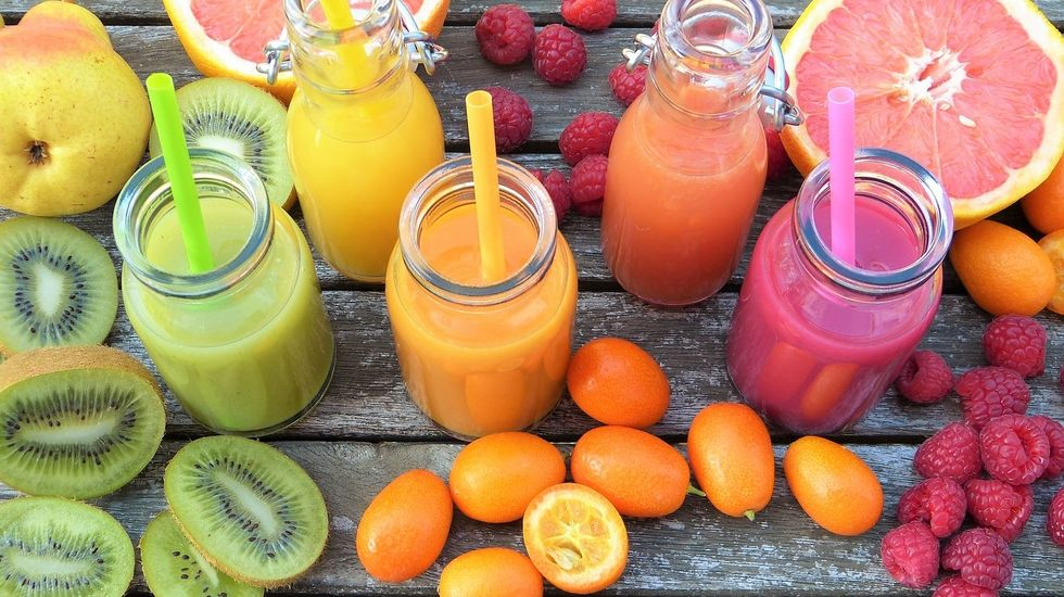 The Five Best Summer Drinks When You Don't Drink Enough Water (Yes, You!)