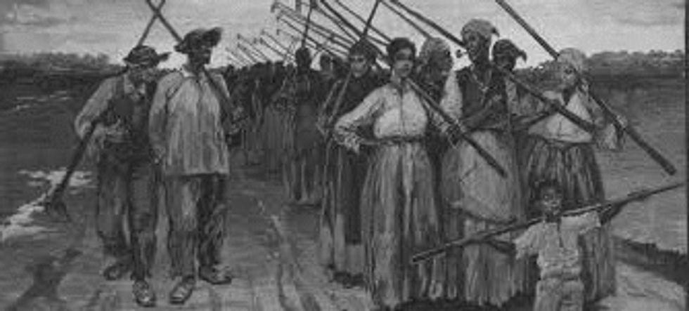 """""""Project Going Home"""" : 1887 Thibodaux Massacre"""
