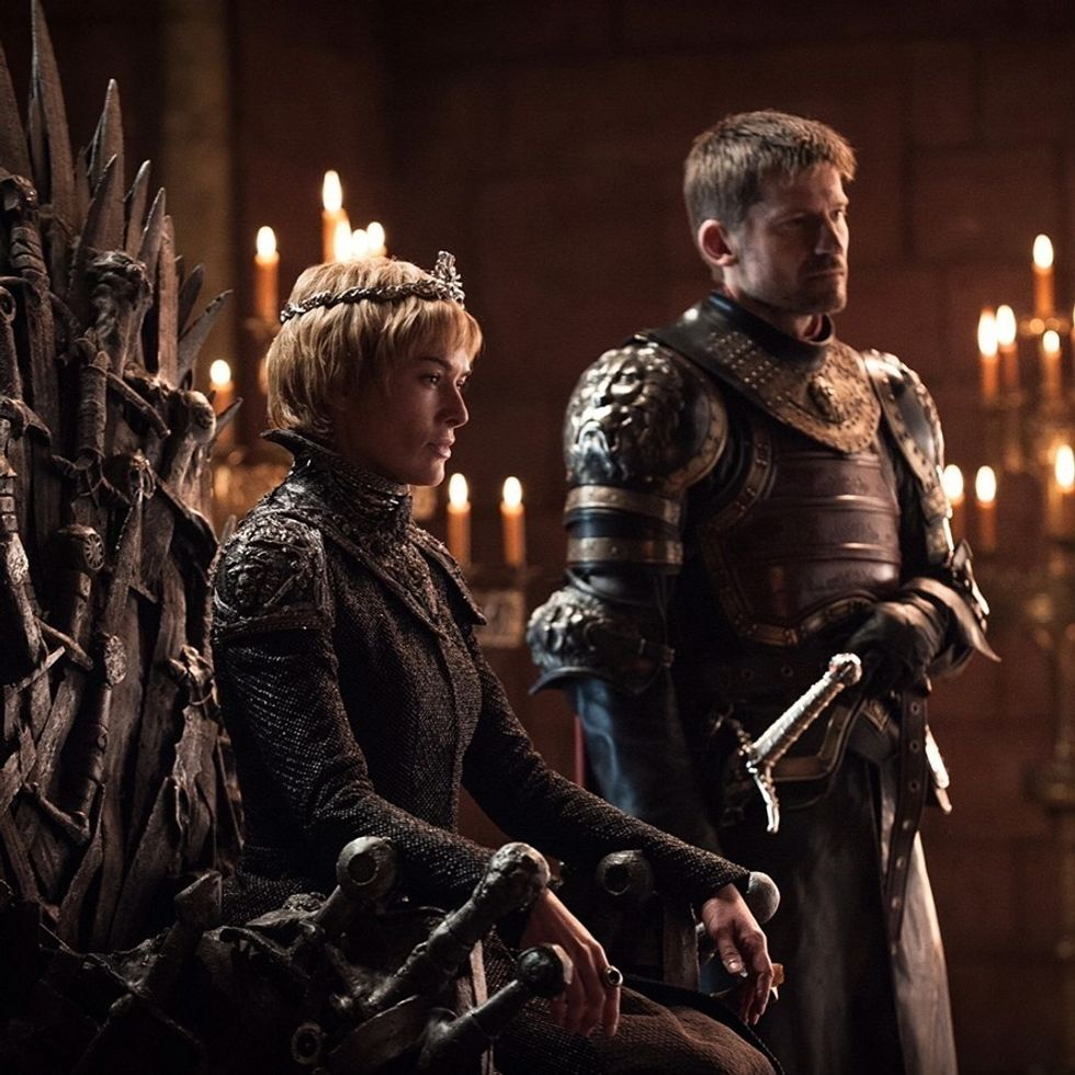 13 College Peronalities As Told By 'Game Of Thrones'