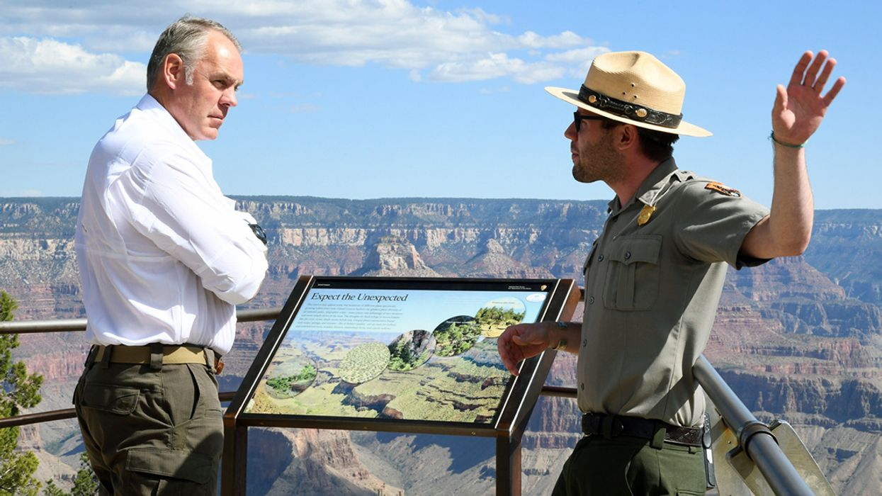 Report: Zinke Plans to Resign, Explores Fox News, Energy Company Boards