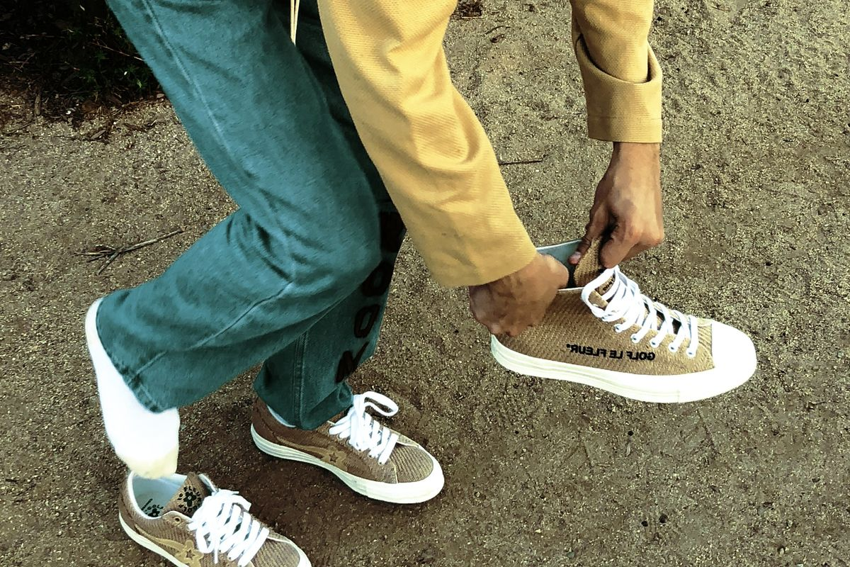 Tyler, the Creator Set to Launch His Latest Converse Collection