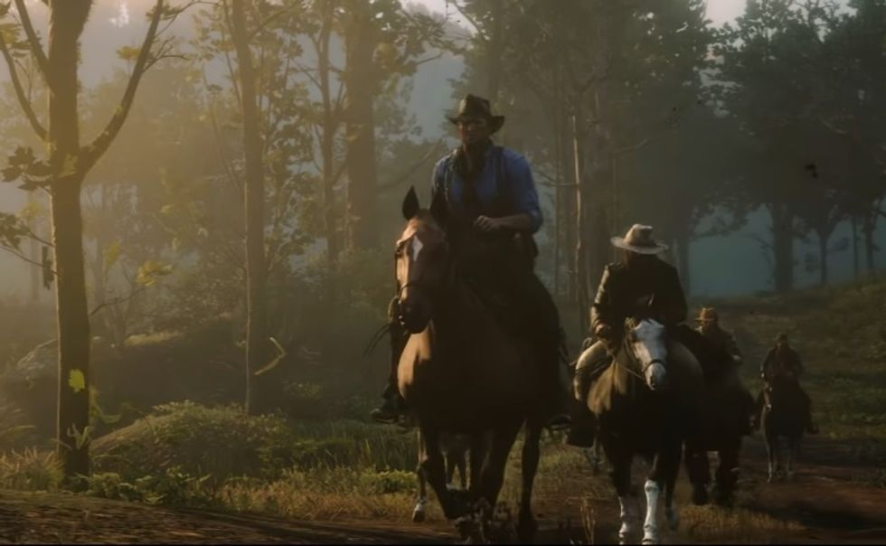 Red Dead Redemption 2: The Wild West Has Never Been So Cool