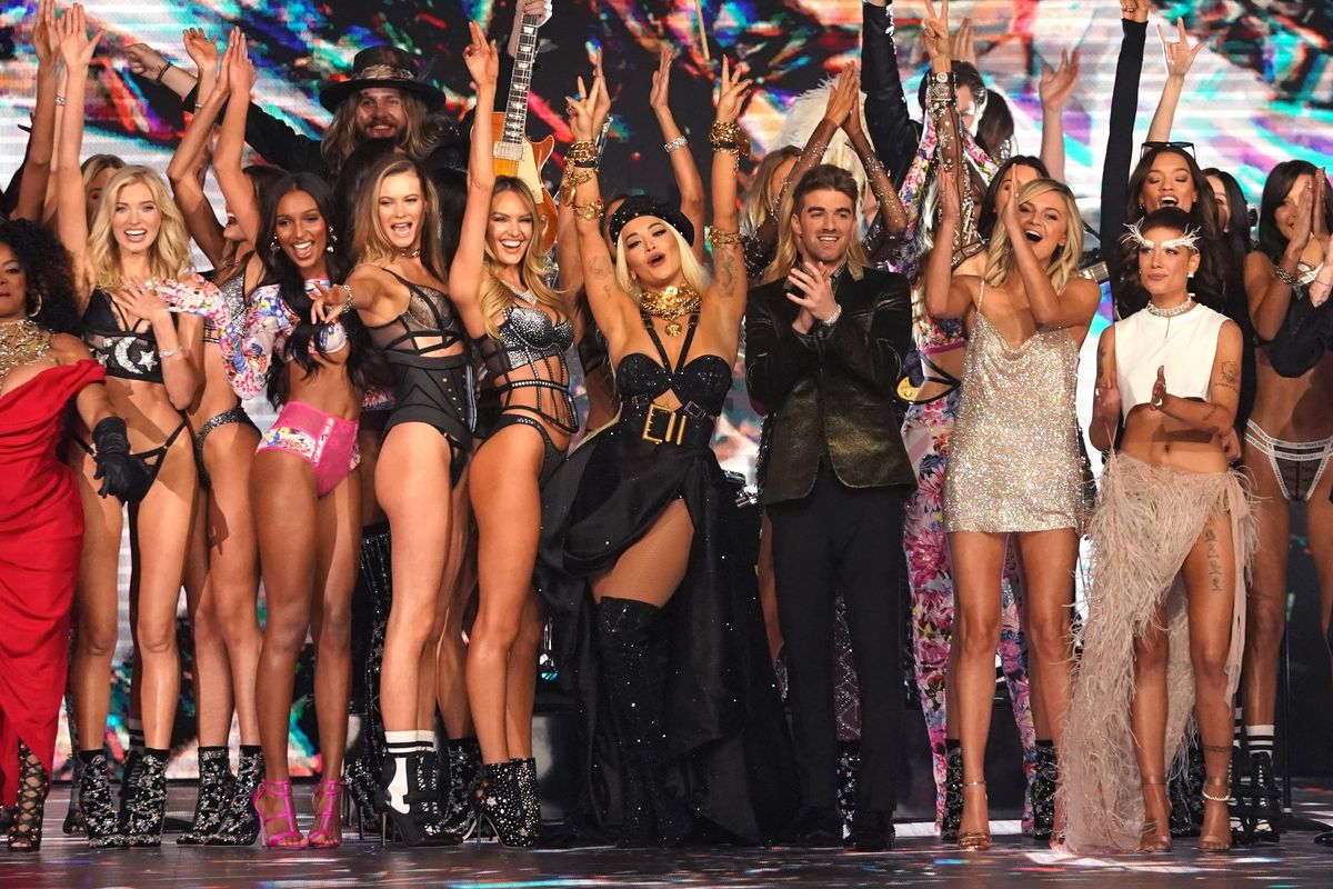 Victoria's Secret Executive 'Sorry' for Trans Model Comments