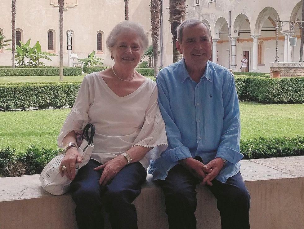 «Io, mio marito Vittorio Messori e i nostri 20 anni in castità»