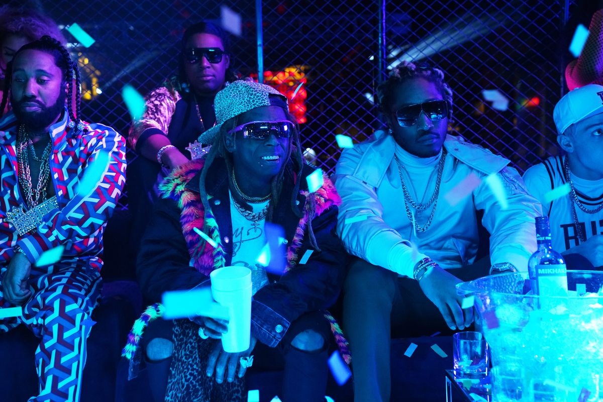 Lil Wayne and Future Talk About Consent on 'SNL'