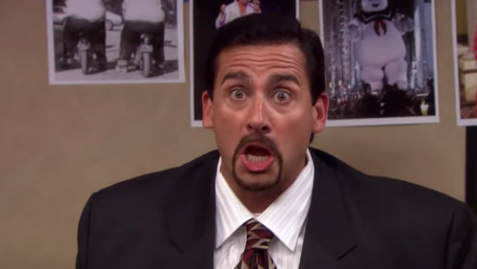 12 Reasons You Need To Bag A Michael Scott So Your Life Will Always Be Filled With Excitement