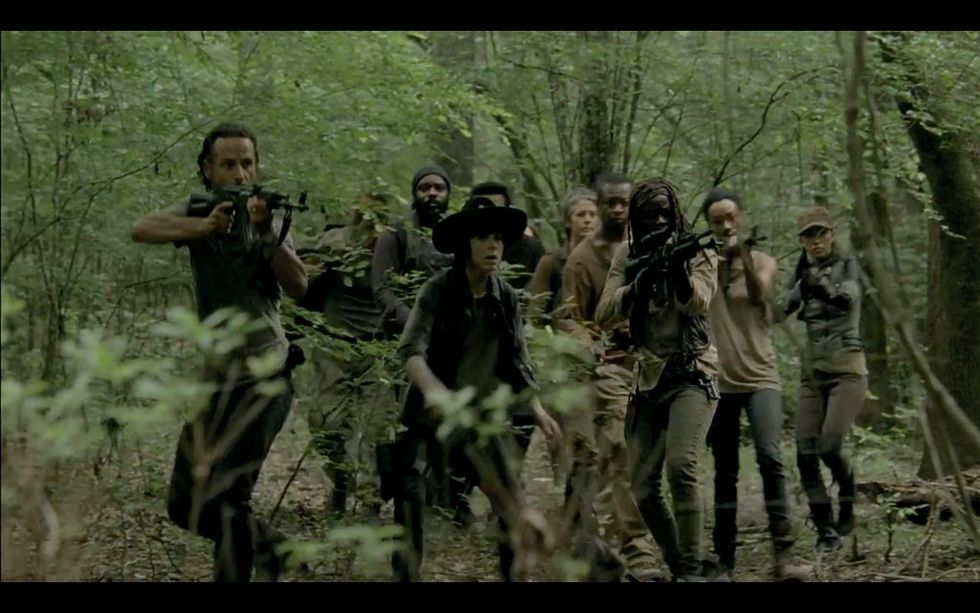 Thankfully, 'The Walking Dead' Got Good Again