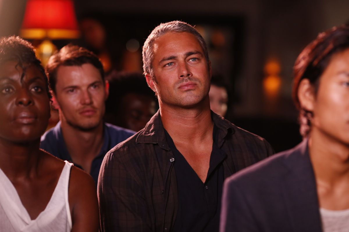 Taylor Kinney Plays a Singer's Love Interest in 'Here and Now'