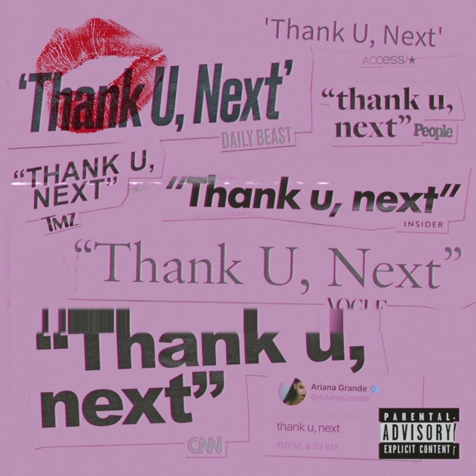 Ariana Grande's New Single, 'Thank U, Next,' Should Be Everybody's Next Anthem