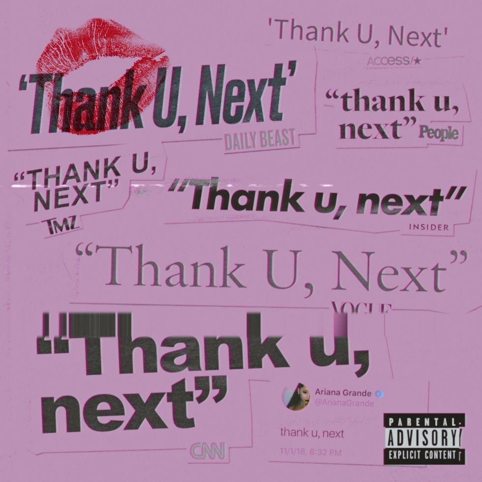 Ariana Grande's New Single, 'Thank U, Next,' Should Be Everybody's Next Anthem