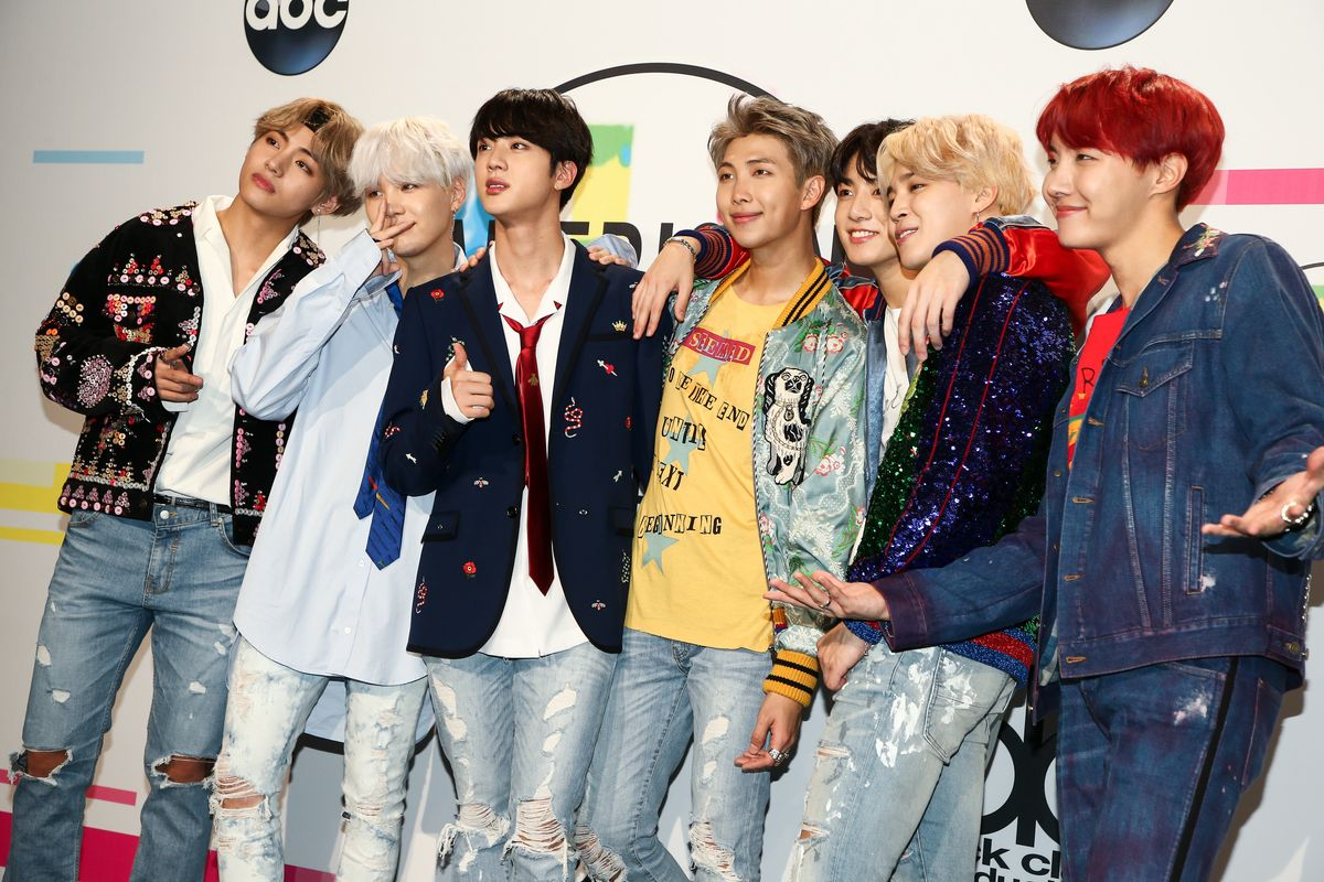BTS Criticized For Wearing Atom Bomb Shirt, Alleged Nazi Imagery
