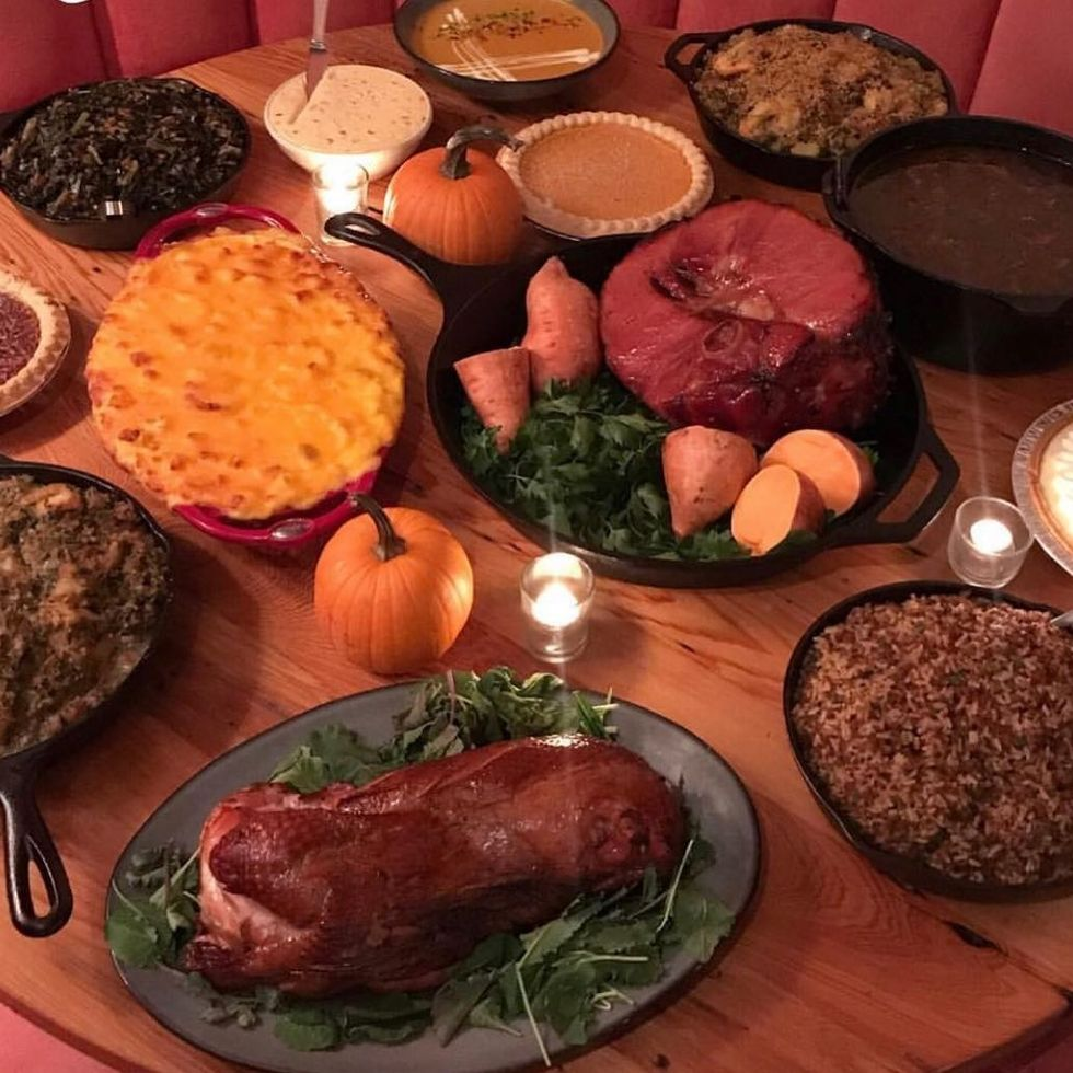 Christmas Might Be The Better Season, But You Can't Top Thanksgiving Day