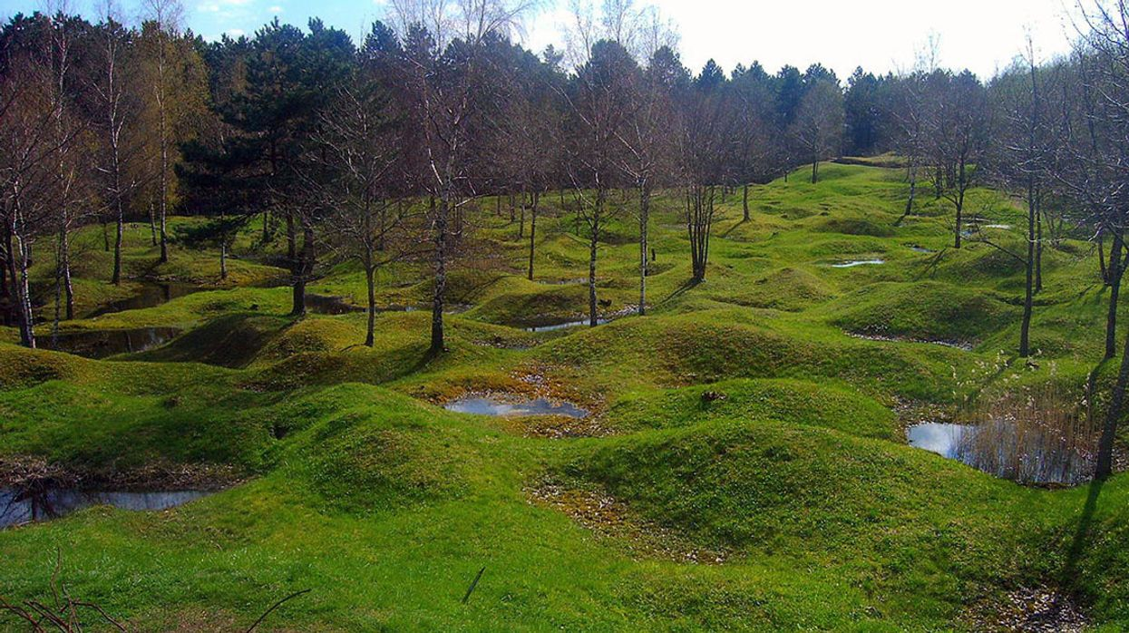 This World War I Battlefield Is a Haunting Reminder of the Environmental Costs of War