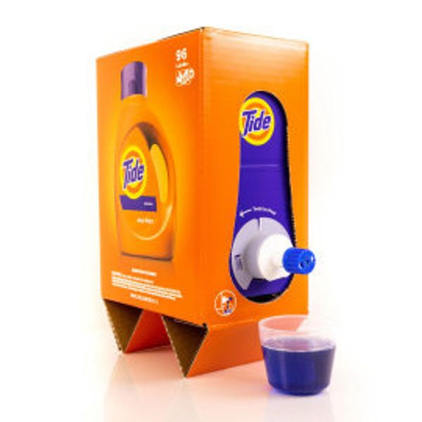 Tide Detergent Just Got Even Easier For Teens to Consume