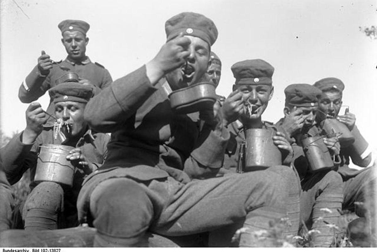Nella Grande guerra tanto riso scotto e frittate senza uova