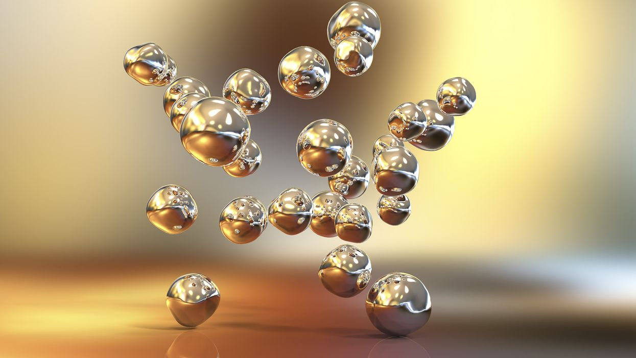 Gold nanoparticles