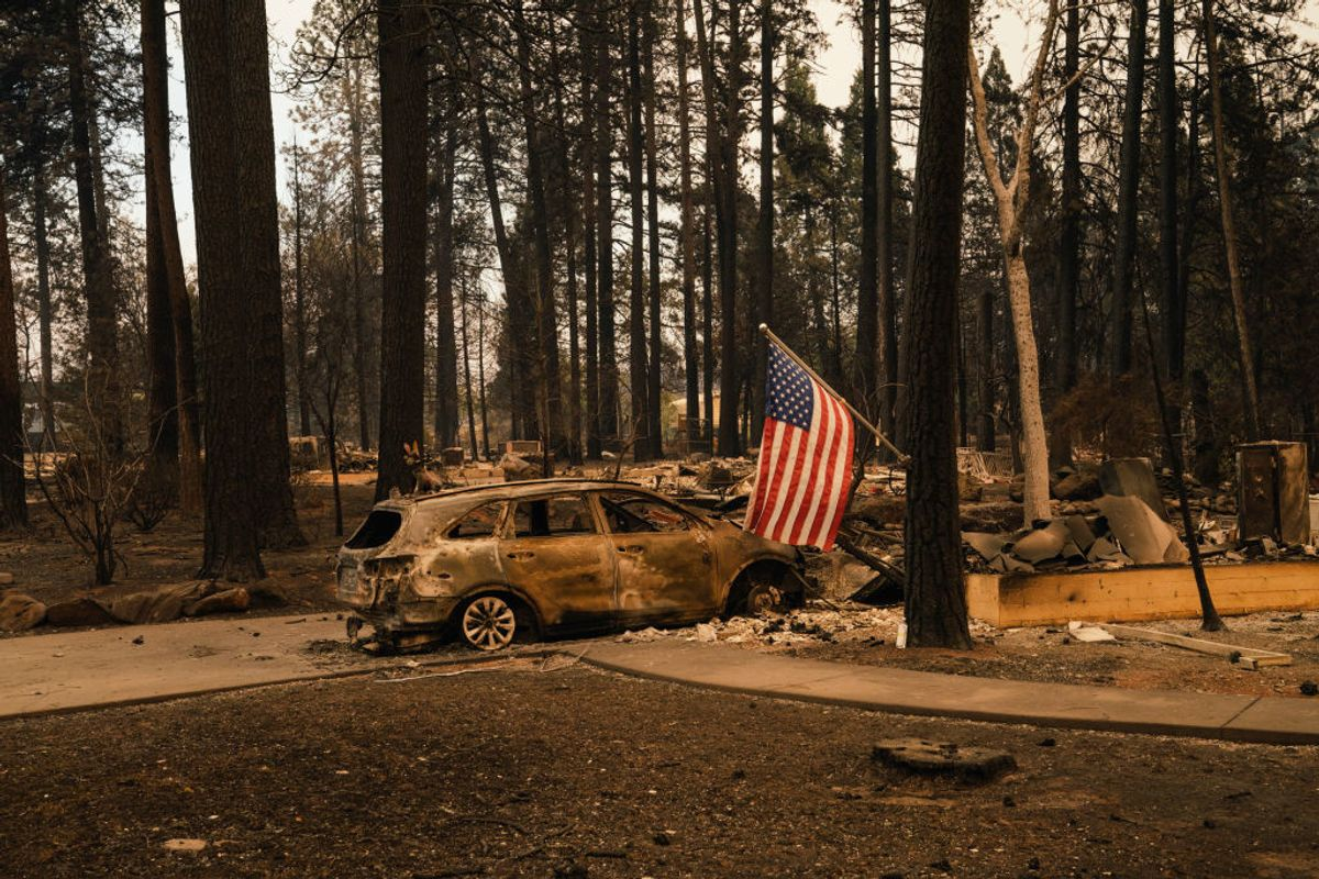 5 Ways to Help Fight the California Fires From Afar
