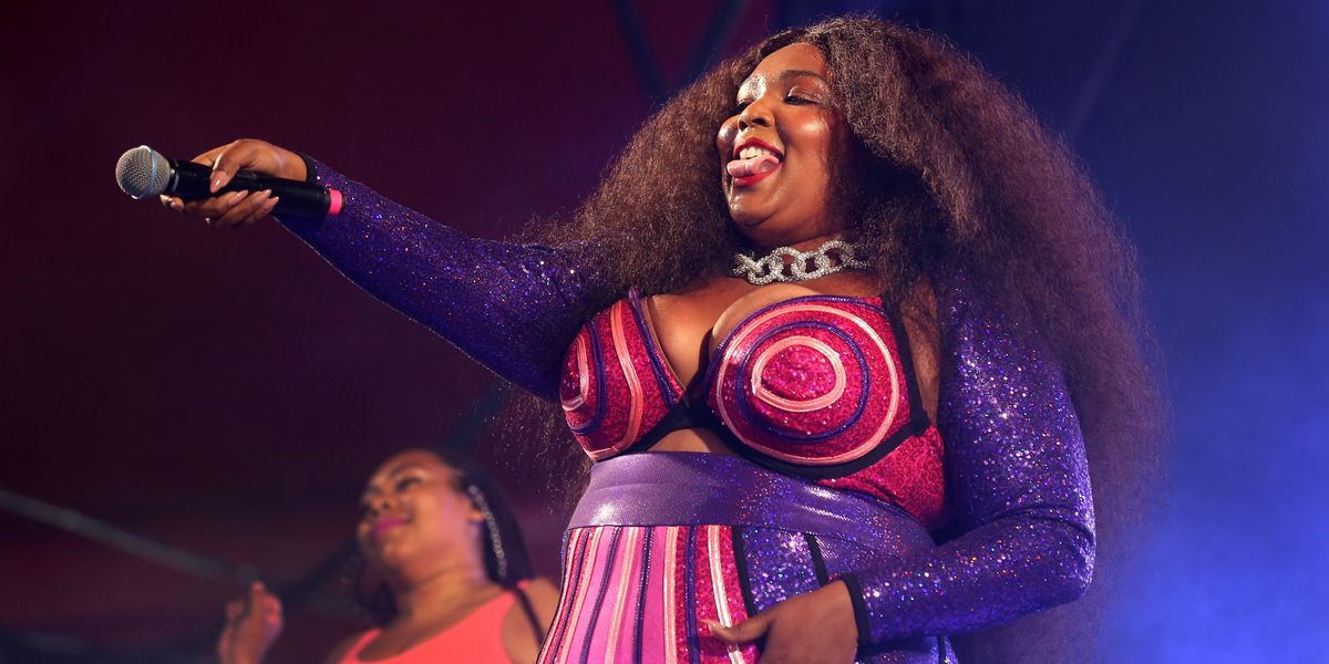 Lizzo Has Some Words For Haters Who Doubt Her Flute Skills