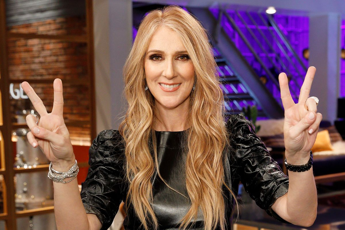 What Is Céline Dion's Bizarre New Ad Promoting?
