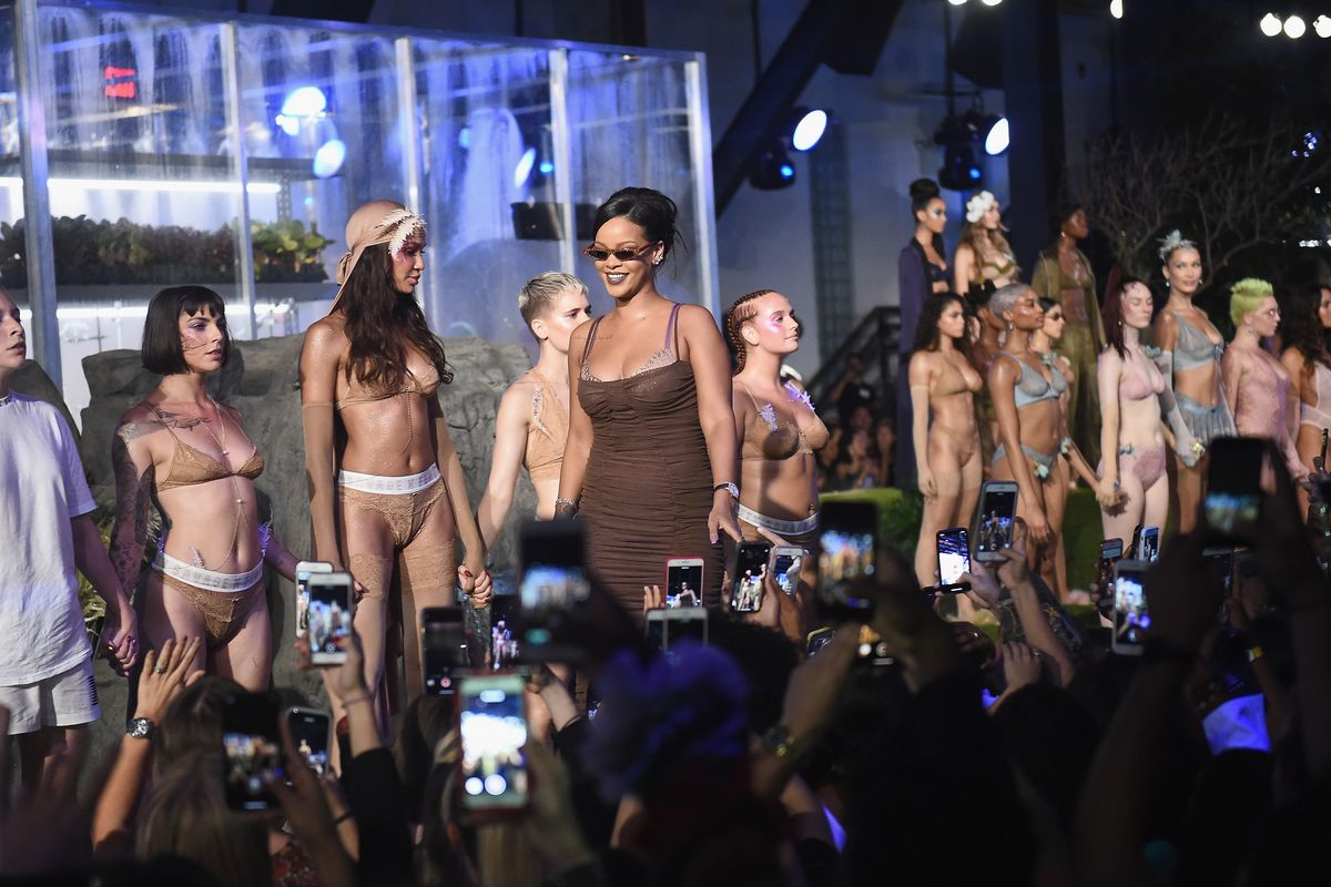 Rihanna Quietly Responded to the Victoria's Secret Controversy