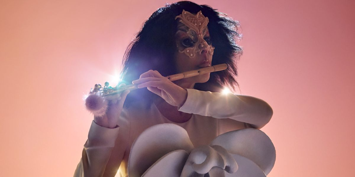 Björk Announces Most Elaborate Show Yet