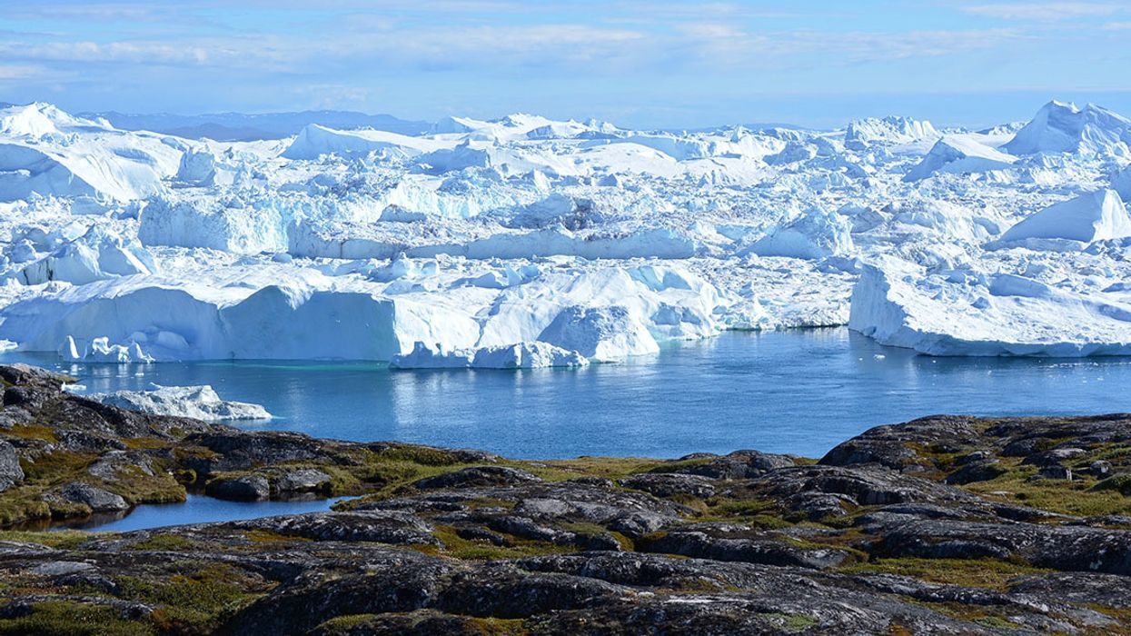 Ice Sheets in Greenland, Antarctica Could Reach Catastrophic 'Tipping Points' if We Don't Limit Warming