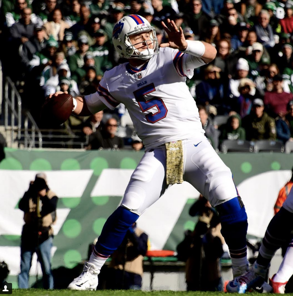 At Last, the Buffalo Bills Have Released Nathan Peterman