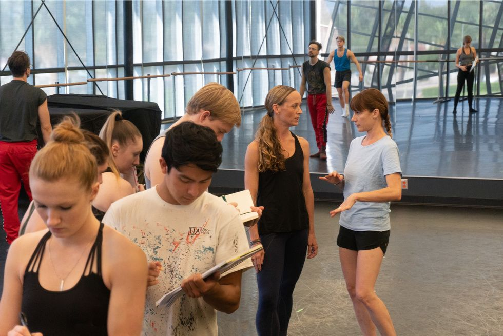How To Nail Your First Dance Composition Class - Dance Magazine
