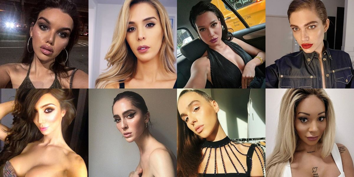 18 Transgender Models to Cast in Your Next Lingerie Show