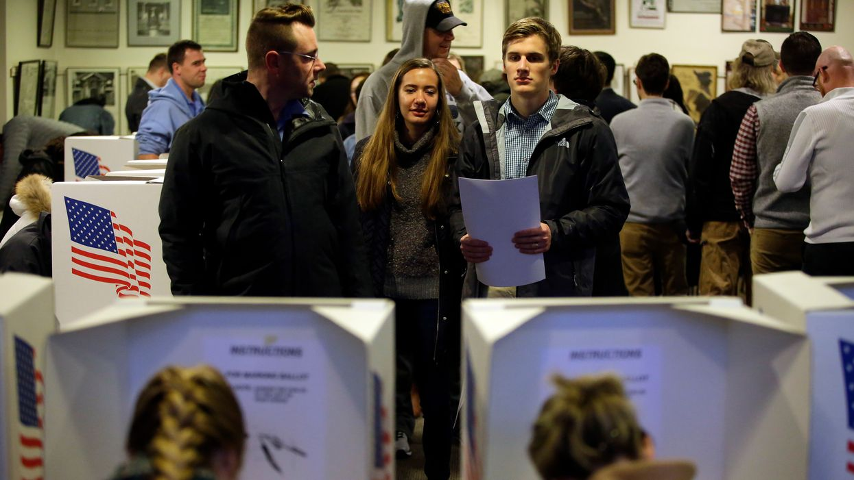 Fall is a bad time to hold elections. Here's why.