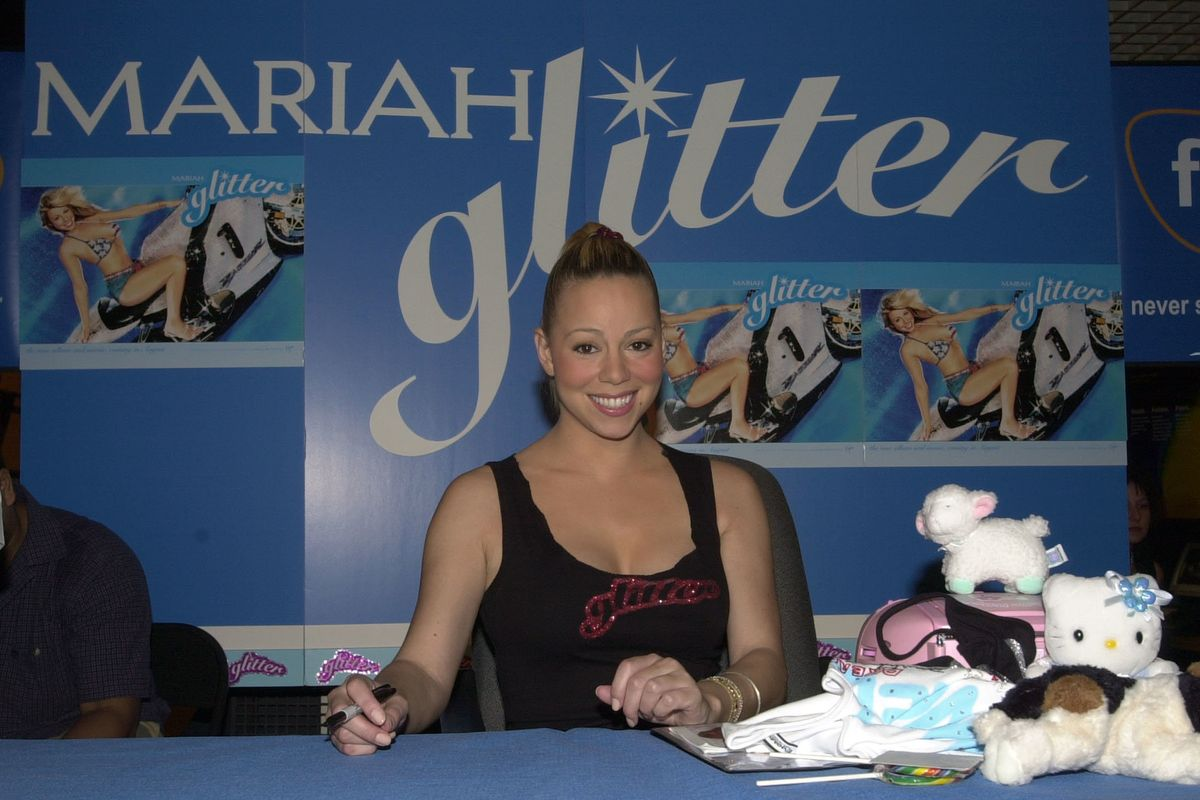 Mariah Carey Fans Are Demanding Justice For 'Glitter'