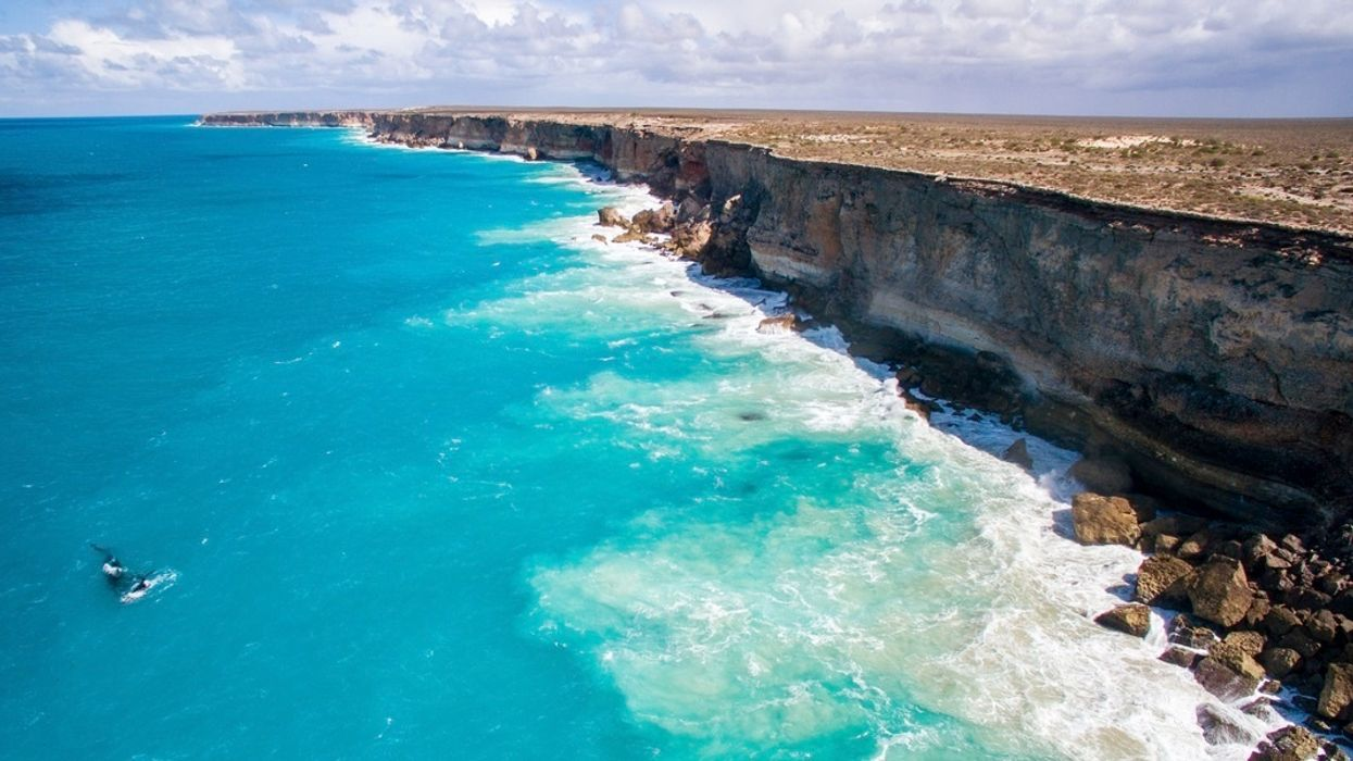 An Oil Spill in the Great Australian Bight Could Be Twice as Bad as Deepwater Horizon