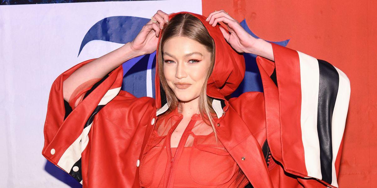 Gigi Hadid's Reebok Collection Is Called 'Future Nostalgia'