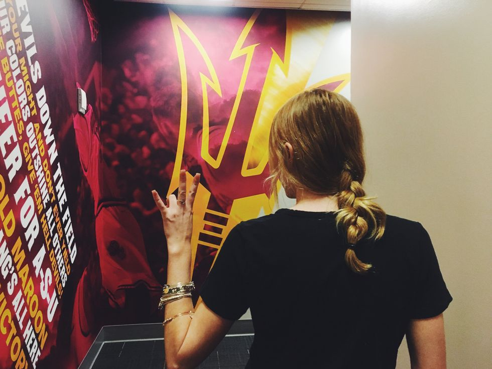 ASU Students Push For A Healthier Dining Hall To Counter 'Freshman 15' Fears