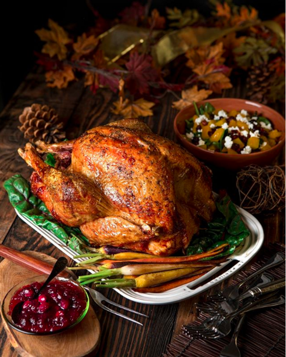 17 Thanksgiving Foods You Can't Turn Down This Break