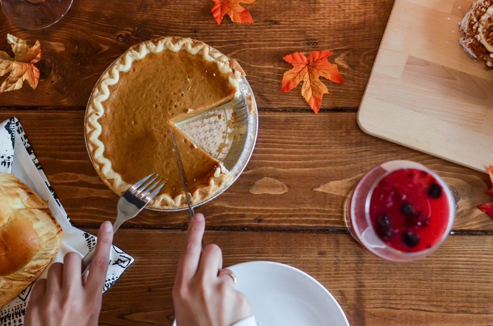 Here's Exactly What You Should Do The Day After Thanksgiving To Avoid The Holiday Eating Guilt