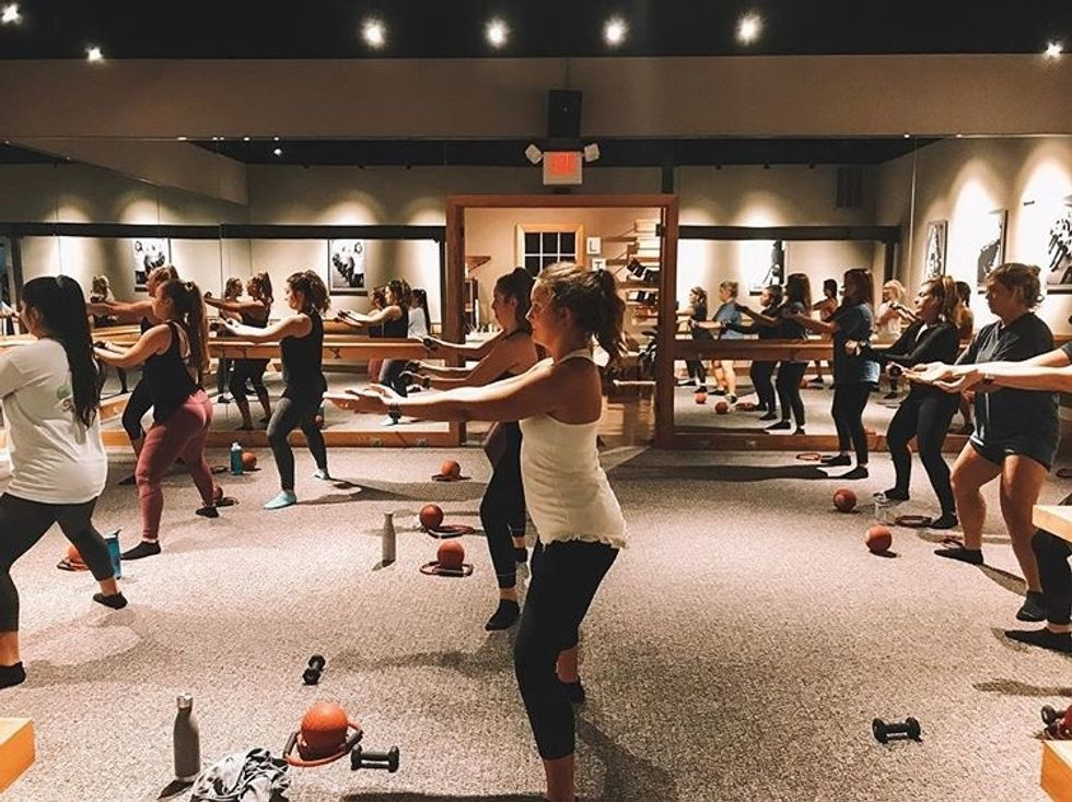 How I Achieved Pure Confidence At Pure Barre