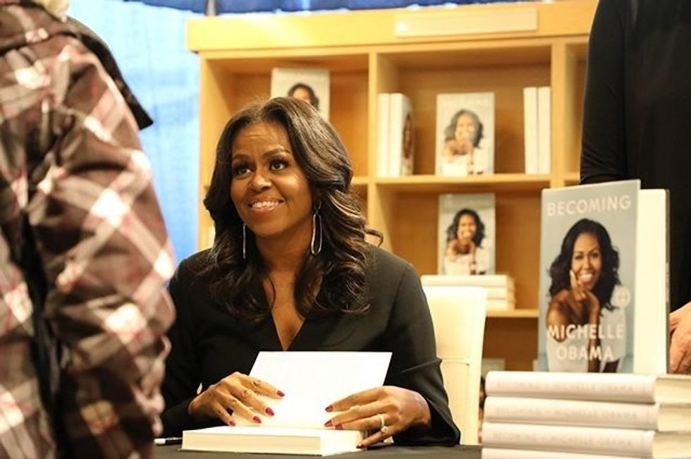 Michelle Obama's New Memoir Provides Insight into the Former First Lady's Life