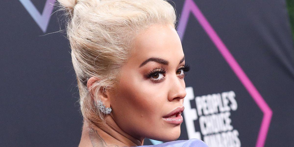Is Rita Ora Dating Andrew Garfield?