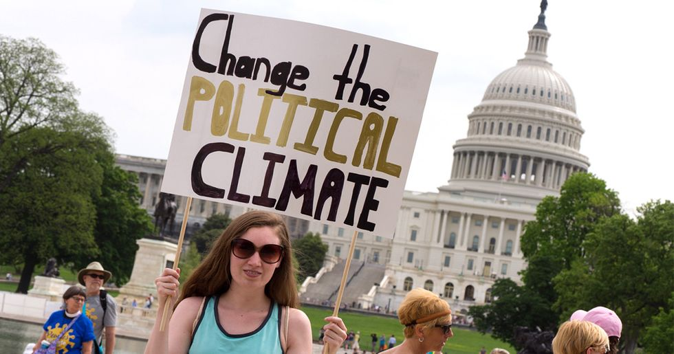 Climate Change Acknowledged by Increasing Number of Republicans, New Poll Finds