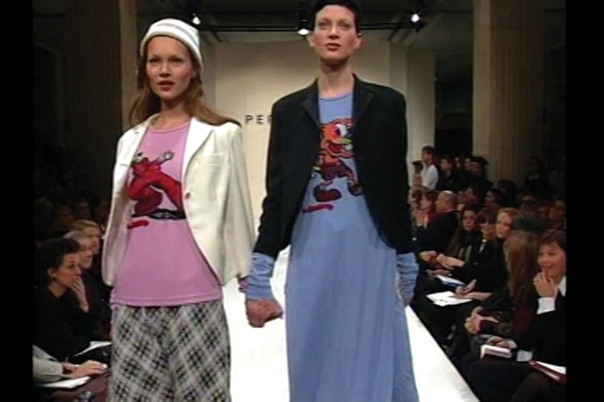 Nowstalgia: Marc Jacobs' Grunge Collection That Got Him Fired