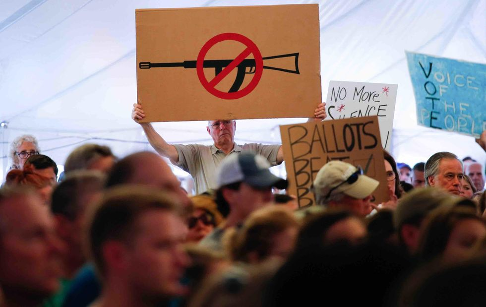 Gun control groups far out-spending gun rights groups for 2018 midterms—first time in 20-plus years