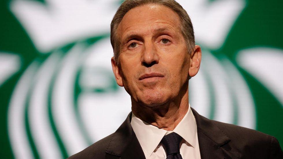 Ex-Starbucks CEO Howard Schultz hires political PR powerhouse amid rumors of 2020 presidential run