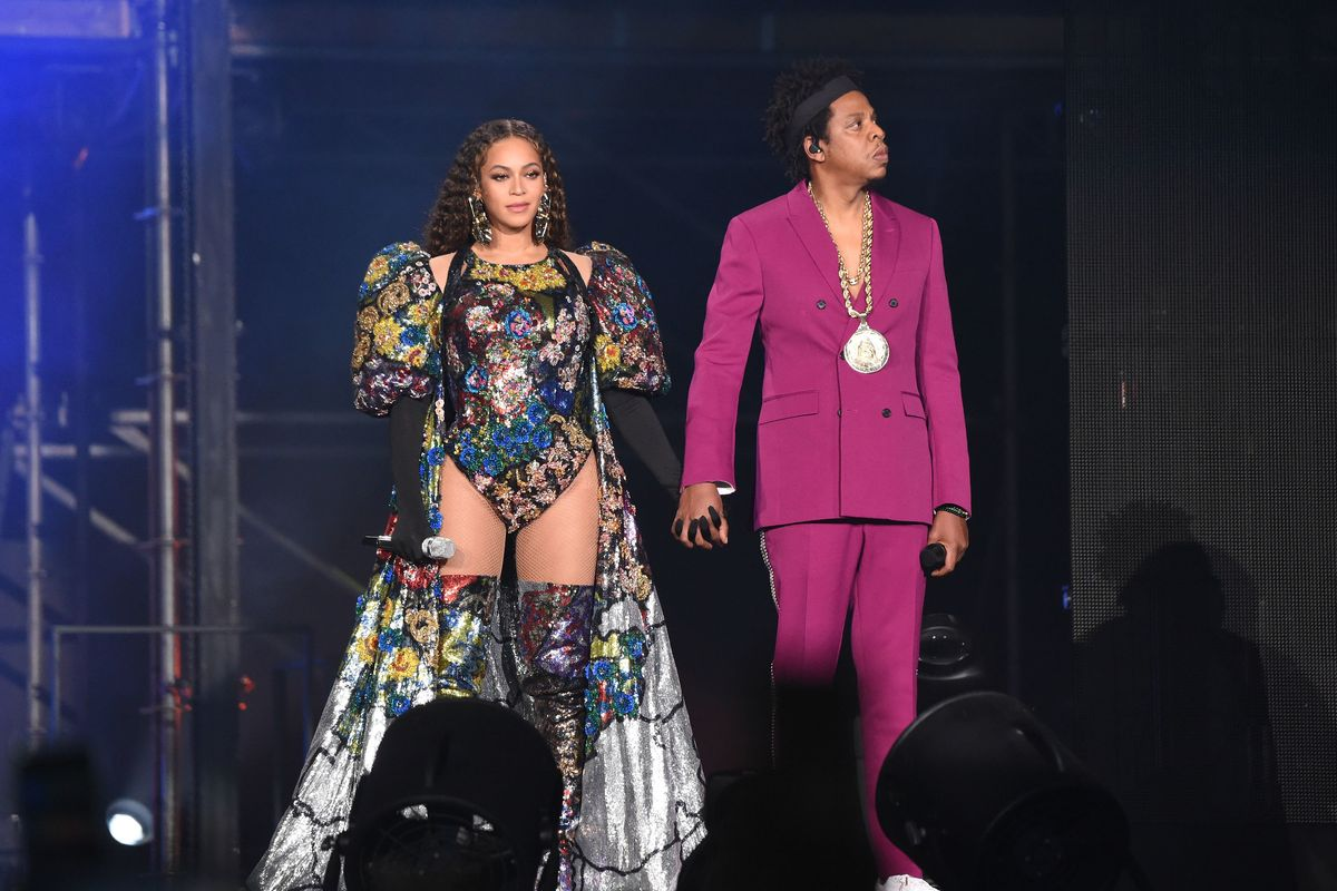 Beyoncé, JAY-Z, Pharrell, Usher, and More Perform at 'Mandela 100'