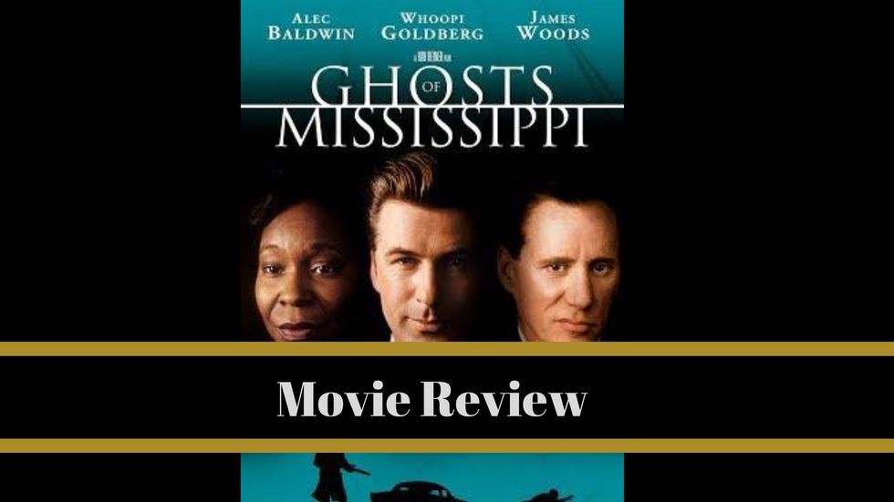 A Review Of The Movie: 'Ghosts Of Mississippi'