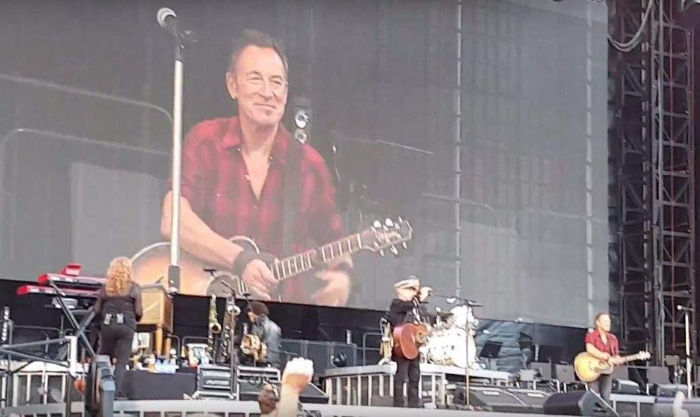 Bruce Springsteen rips Trump in new song. Fox News' Greg ...