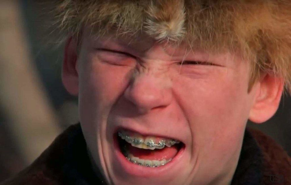 Christmas Story Bully.Love To Hate That Cackling Bully From A Christmas Story
