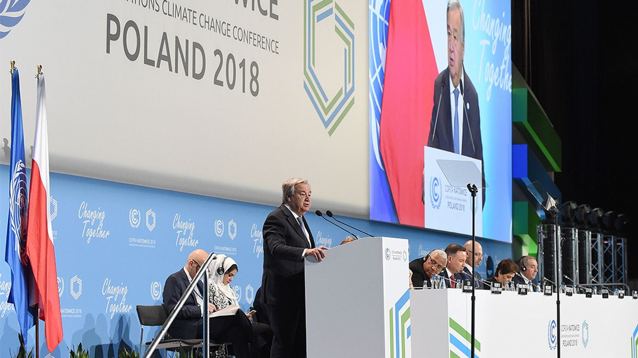 'The World Is at a Crossroads': Urgent Climate Talks Begin in Poland as Negotiators Meet a Day Early